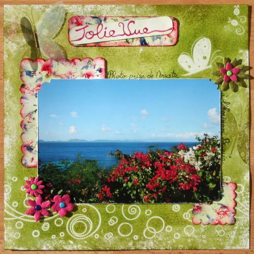 Voici l'album de mon Voyage aux Grenadines.