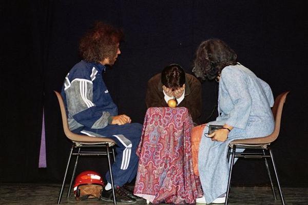 Repr&eacute&#x3B;sentation de &quot&#x3B;Cl&eacute&#x3B;mence, &agrave&#x3B; mon bras&quot&#x3B; de Pierre Notte le dimanche 4 novembre 2007 &agrave&#x3B; Saint-Denis de l'H&ocirc&#x3B;tel, dans le cadre des rencontres d&eacute&#x3B;partementales de la FNCTA