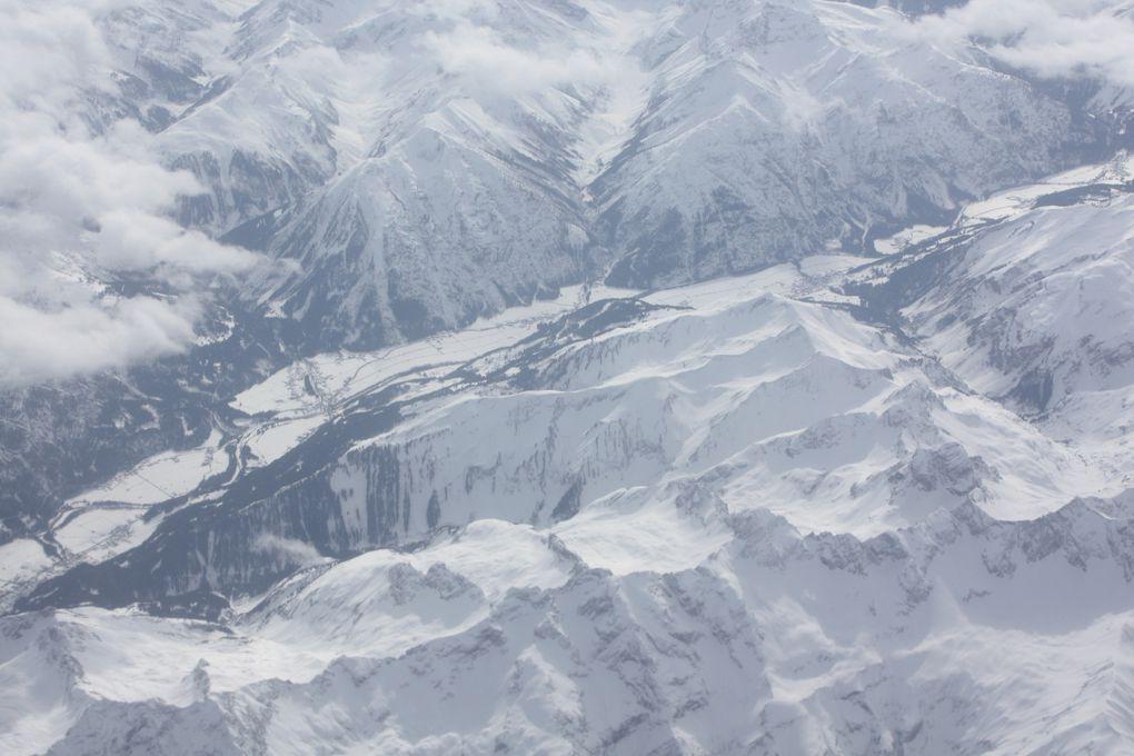 Images hivernales des Alpes de Transylvanie, les Carpates.Photos: EmMa (M. et Em. presse)