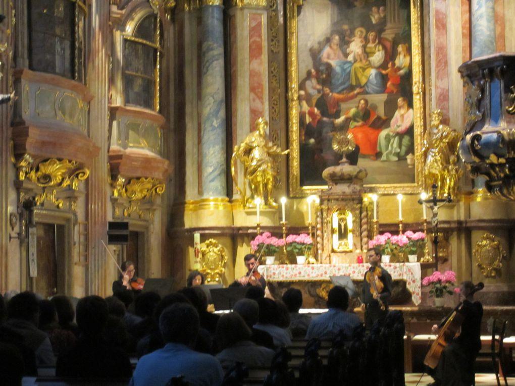 St. Anna Kirche - Vienne AutrichePhotos: EmMa (M. et Em. presse)