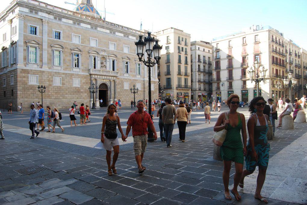 Promenades à BarcelonePhotos: Emmanuel et Mariela 2008