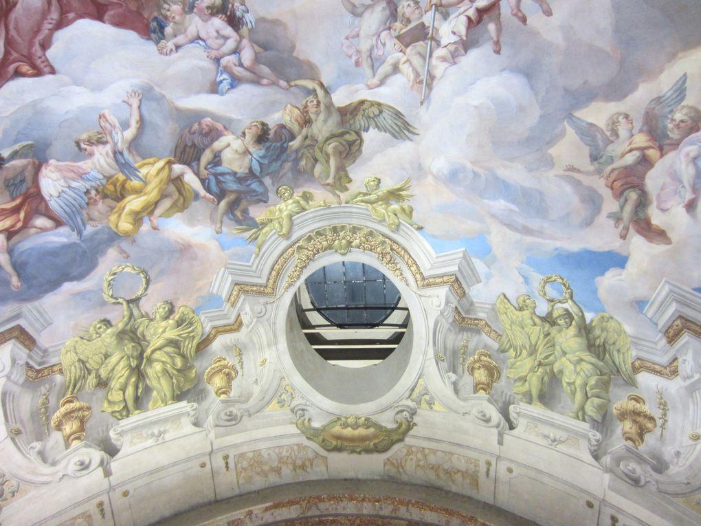 Eglise Saint Charles, Vienne, Autrichephotos: M. et Em. presse