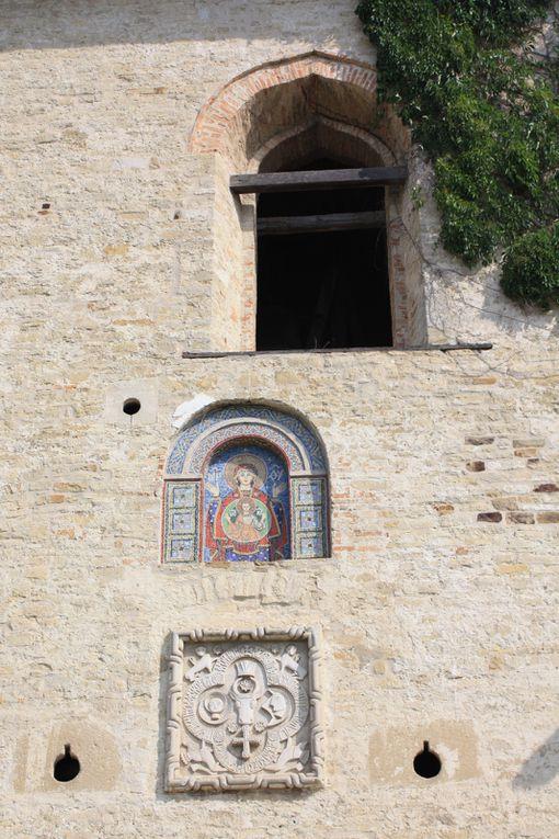 Le monastère fortifié «La Citadelle» de Jassy (Roumanie)Photos: M&E CRIVAT 2011