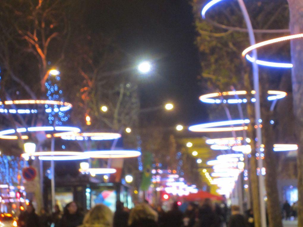 Photos: EmMa (M.et Em. presse)Champs-Elysées Paris