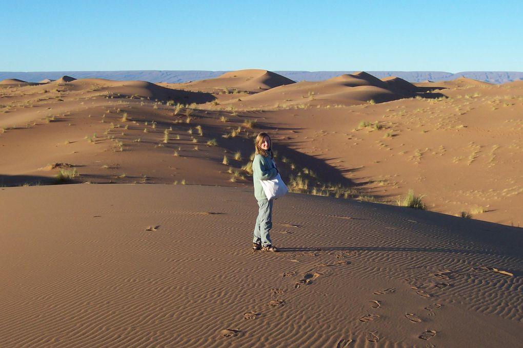 le désert, un endroit magique, à la fois sublimeet hostile, qui ne laisse personne indifférent.