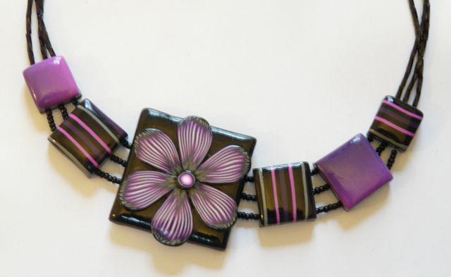Album - colliers et pendentifs