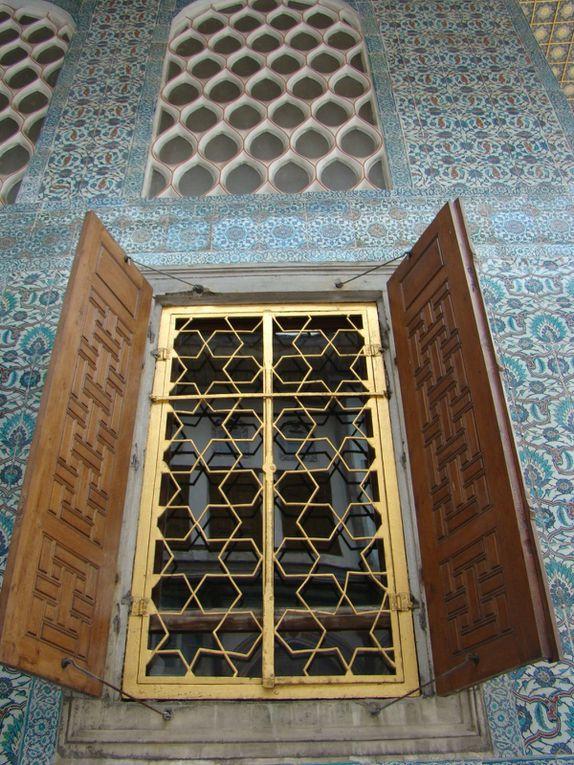 Topkapi, mosquée Bleue, marchée Kumkapi, Bosphore, ...