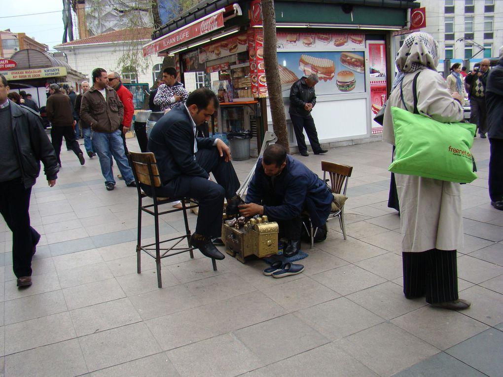 Aqueduc, Bosphore, les bazars, Dolmabahce, Ste Sophie,...