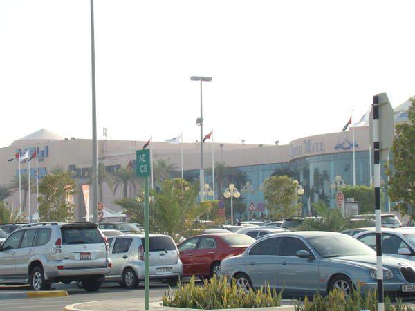 Passage furtif (3 jours) à Abu Dhabi City et Al Aïn avant de rejoindre le Sultanat d'Oman.