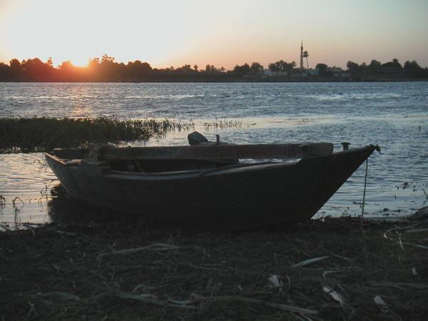 Croisière en Felouque sur le Nil, entre Kom Ombo et Edfou