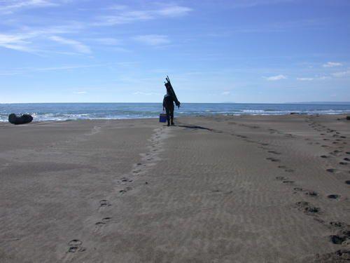 """<span style=""""font-weight: bold&#x3B;"""">Camargue gardoise.</span><br />Photographies prises entre le Grau-du-Roi, Aigues-Mortes, Port-Camargue et la plage de l'Espiguette (Gard). le 4/03/03."""