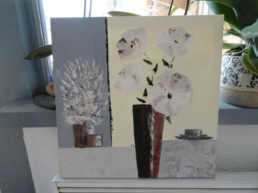 Mes peintures au jour le jour