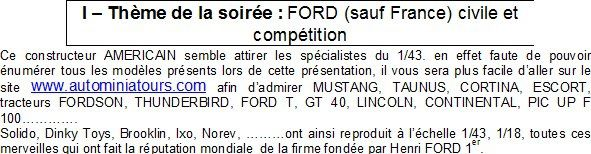 les ford
