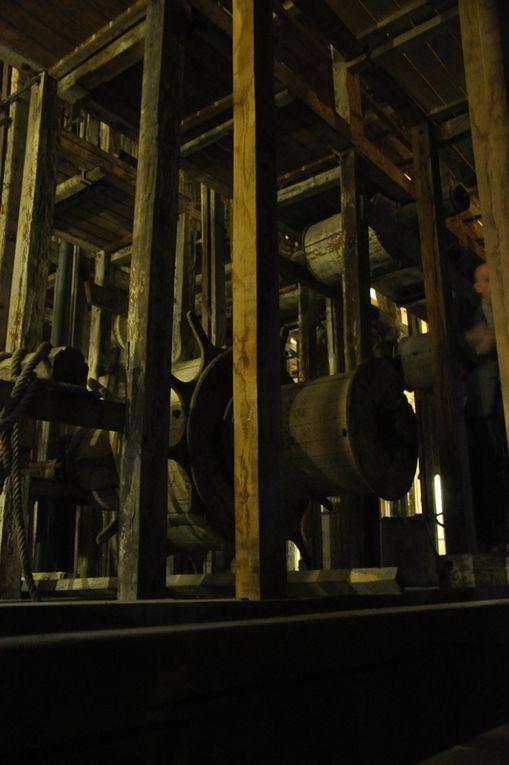 Les coulisses de l'Opéra royal de Versailles
