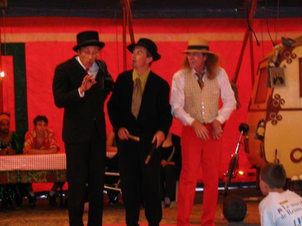 Album - Cirk en Ville, Ville en Cirk 2004/Citinérance 2005