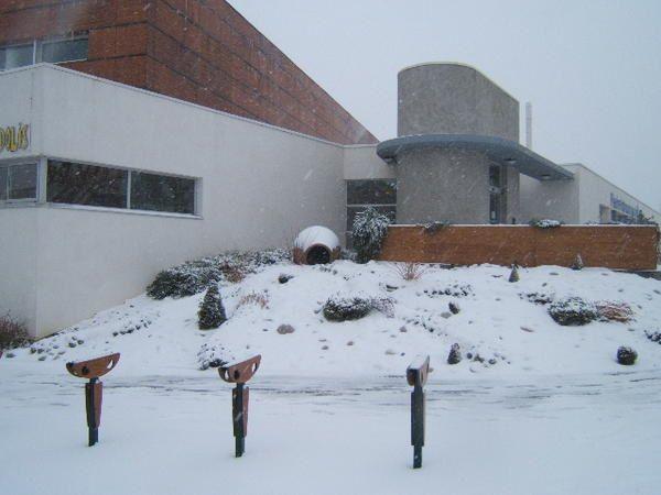 <p><strong>Quelques photosde VALLET(44),prisent en janvier 2006 , oü l'espace d'un week-end nous avions été sous la neige......</strong></p><p><strong>L'occasion rêvé et surtout,à ne pas louper,pour aller faire un tour de ci de là,histoire d