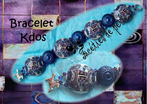 Voici, un album vous pr&eacute&#x3B;sentant mes cr&eacute&#x3B;ations de Bracelets et Boucles d'oreille. CLIQUEZ SUR LES PHOTOS... POUR LES VOIR DE PLUS PRES....