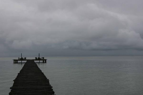 La mer, omniprésente sur la Grande ile