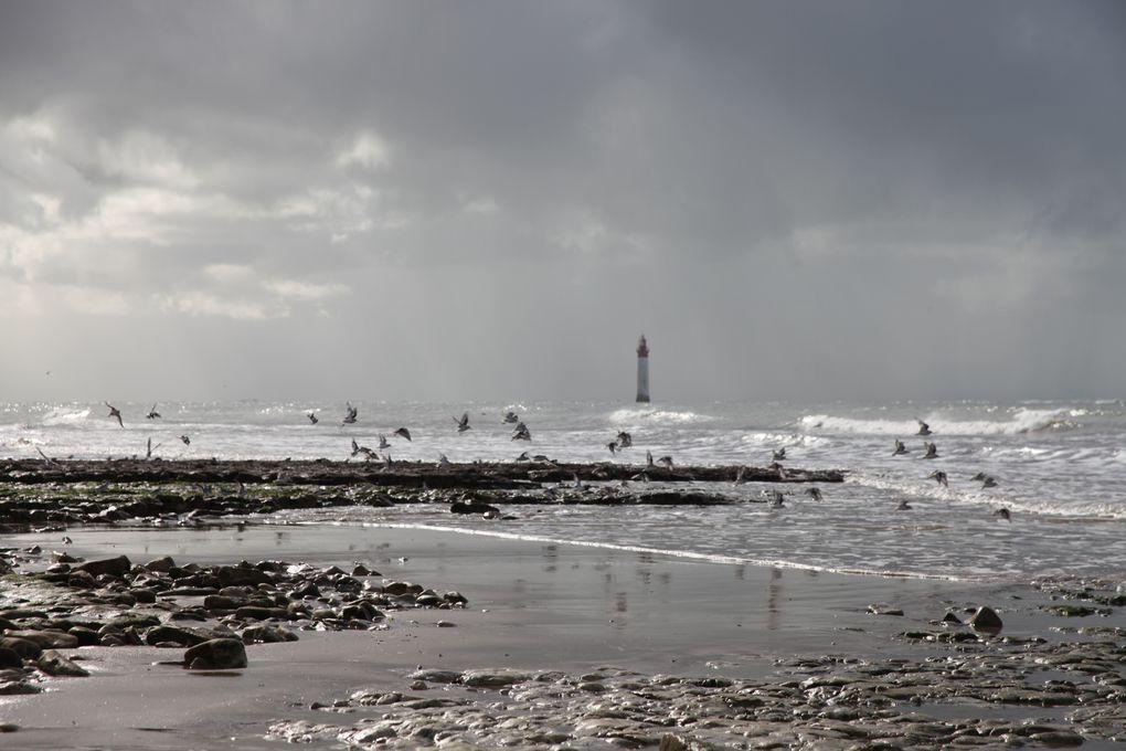 Les côtes françaises