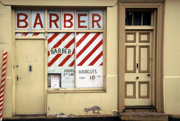 Album - BARBER-SHOP
