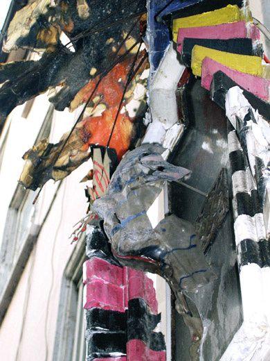 installation artistique art contemporain, arts visuels et création contemporaine France, des années 80 à l'année 2010
