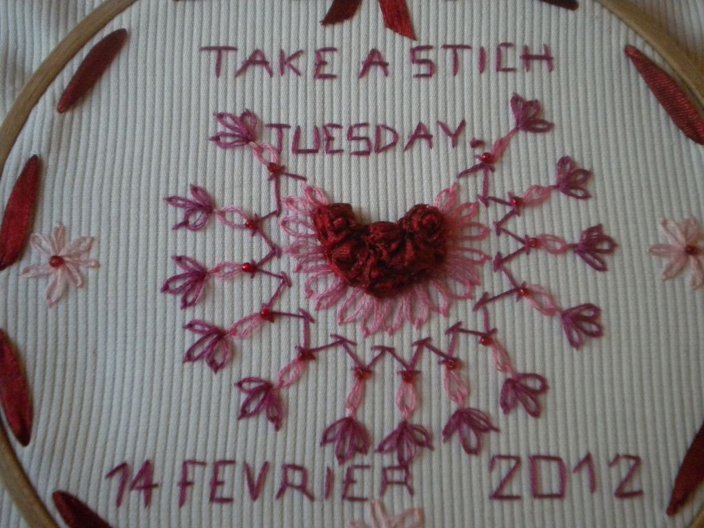 Album - Take-a-Stitch-Tuesday