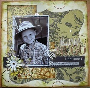 Album - scrap 2008