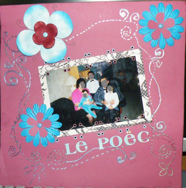 Album - pages scrap 2008