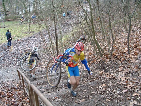 Album - 2007/12/09 Championnat Picardie de Cyclo Cross