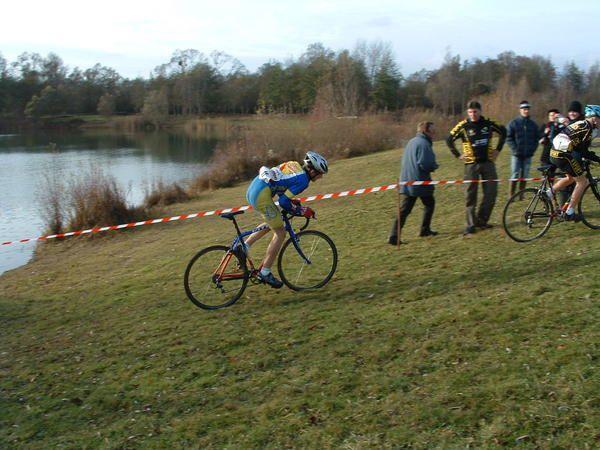 Cyclo Cross des Cadets