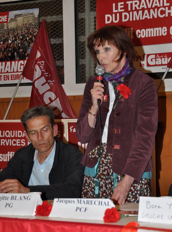 Metz 1er avril 2009