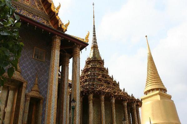 Week-end &agrave&#x3B; Bangkok du 23 au 26 Novembre 2006.