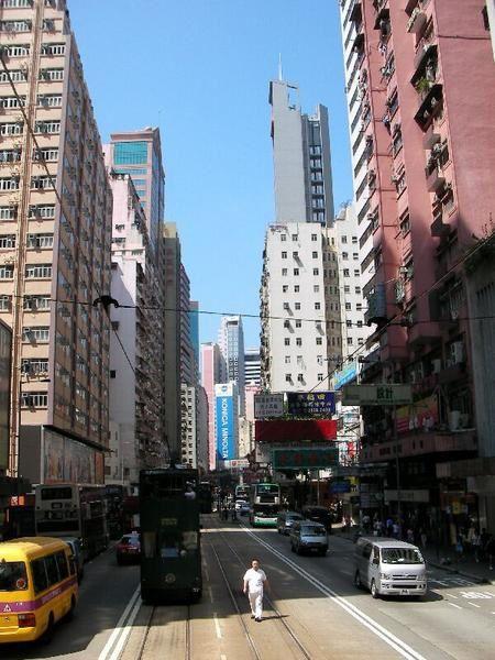 Sejour a Hong-Kong. Du 22 au 26 Septembre 2006.