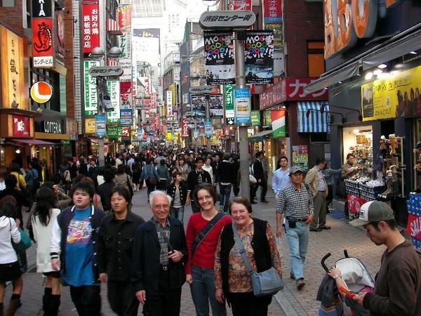 Album - Les Schultheis à Tokyo