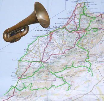 Petites vacances au Maroc