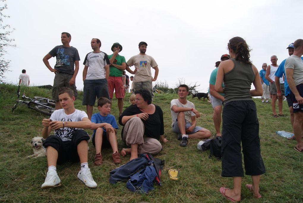 Les 21 et 22 août 2010 à Is-sur-Tille (21), épreuve du Championnat de France d'autocross.