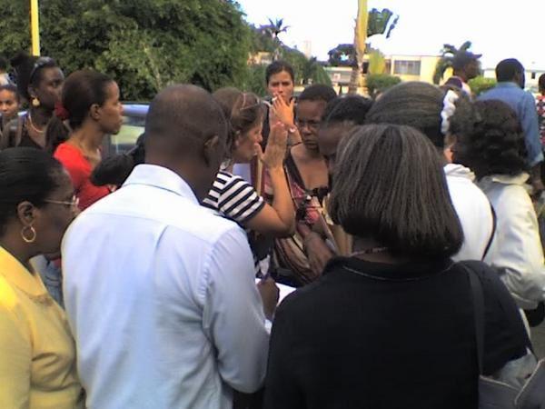 centre hospitalier de trinité (Martinique )