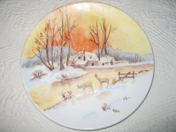 Realisations&nbsp&#x3B; sur porcelaine 2007