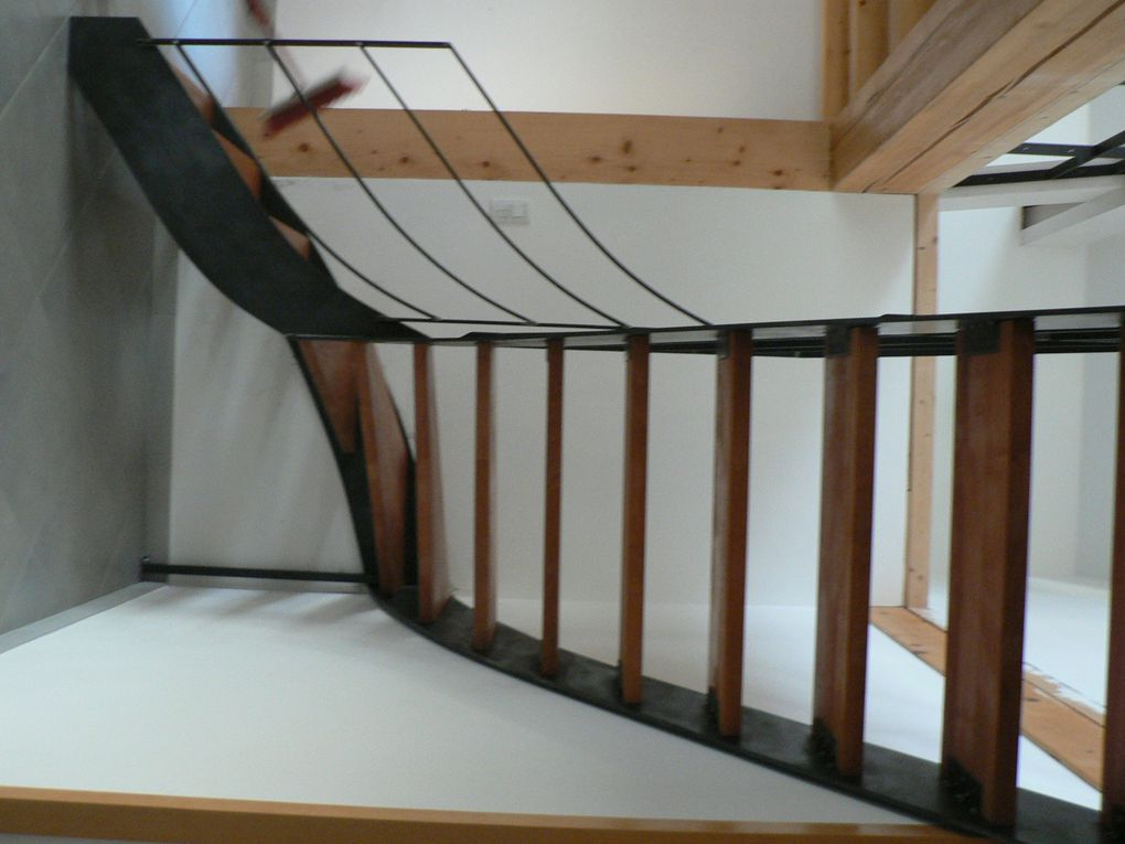 Escalier mars 2009