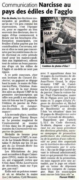Album - Revue de presse on line.
