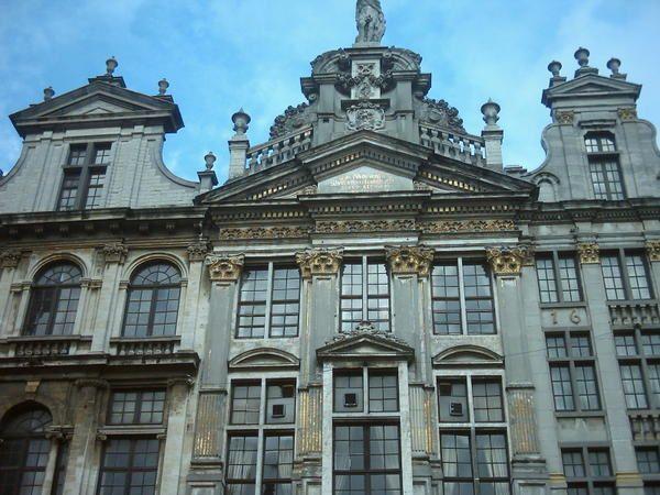Voici les quelques photos de Bruxelles que j'ai faite en novembre 2005 et 2006