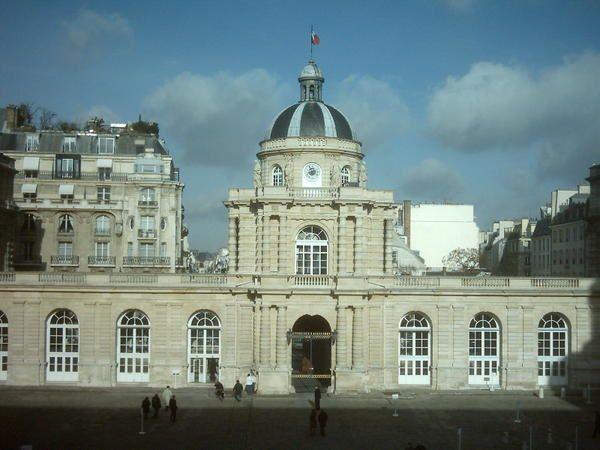 En vrac l'op&eacute&#x3B;ra Garnier, le Slap Happy, les jardin et palais du Luxembourg et d'autres choses