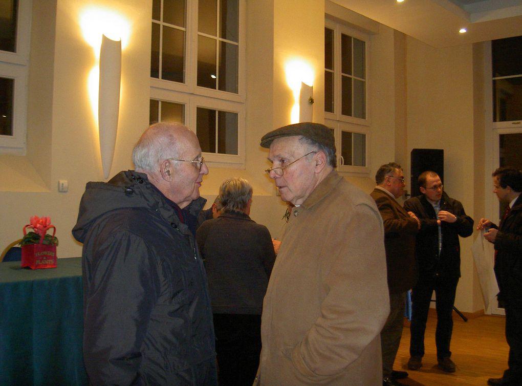 Album - Conférence à 2 voix au CCAN le 15 février 2010