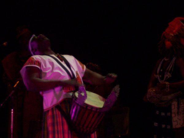 Album - festival africain 2008