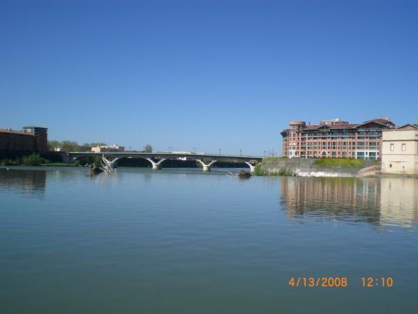 Rendez vous à Toulouse pour les 50 ans de Mamie Monique...un week end excellent !