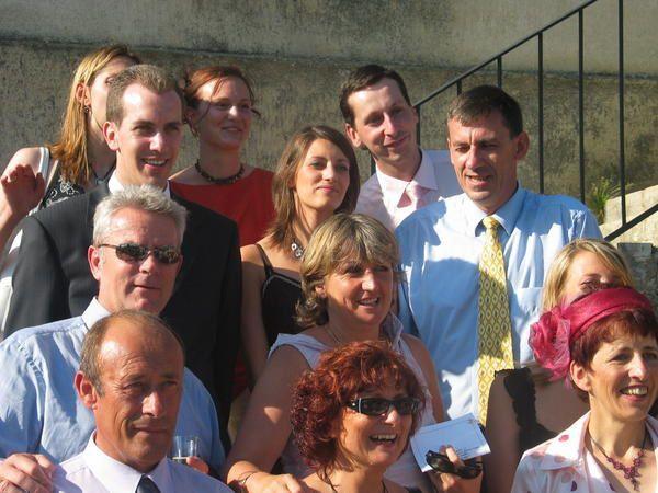 <strong><em>Photos de notre mariage - 01 Juillet 2006 &agrave&#x3B; Biarne</em></strong>