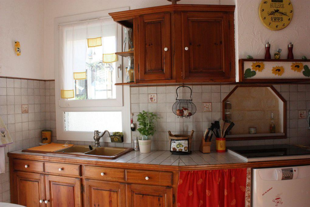 cuisines repeintes avec les peintures Eleonore-deco, sans poncer, sans démonter.