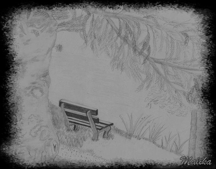 Album - Dessins-au-crayon-noir