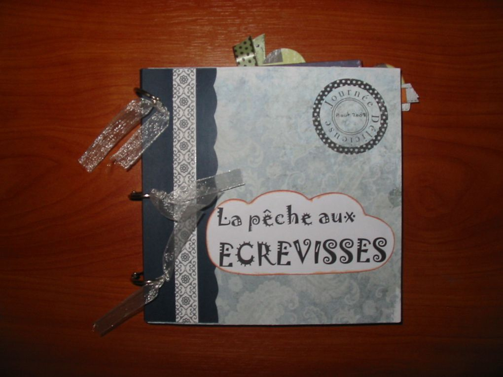 Album - mini-ecrevisses