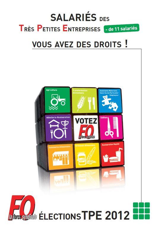 Album - Affiches Elections TPE 2012